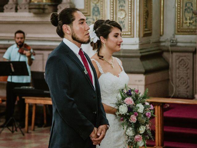 La boda de Cristina y Leonel