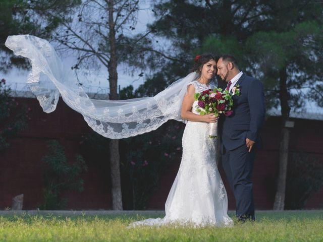La boda de Sol y Luis