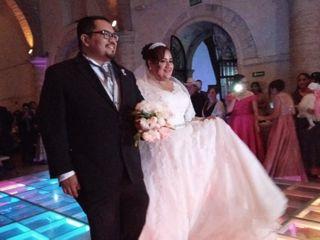 La boda de Kathia y Hugo
