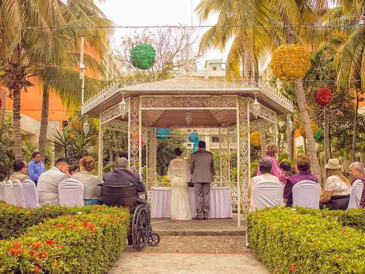 La boda de Vianey y Alfredo