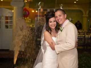 La boda de Ailett y Pipe