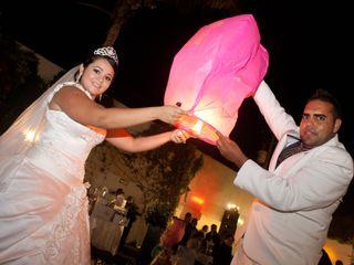 La boda de Laura y Darby
