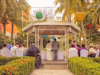 La boda de Vianey y Alfredo 1