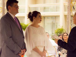 La boda de Vianey y Alfredo 2