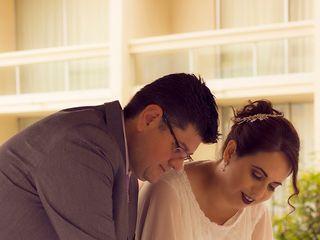La boda de Vianey y Alfredo 3
