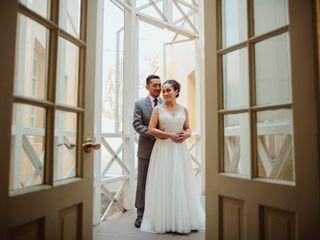 La boda de Lili y César