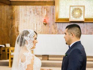 La boda de Cris y Isra 1