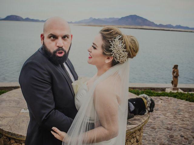 La boda de Aaron y Alicia en Guaymas-San Carlos, Sonora 25
