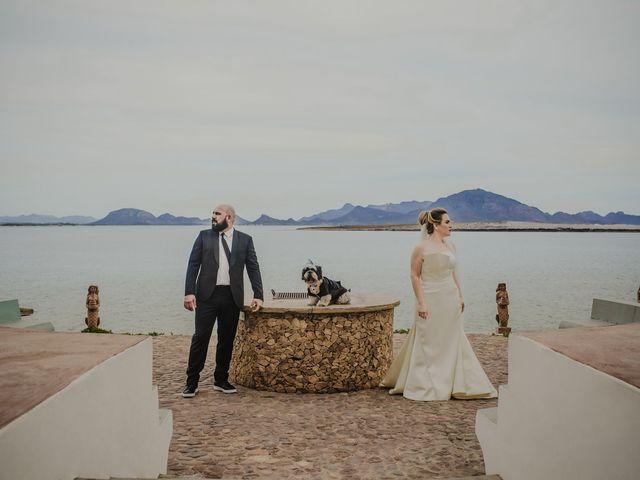 La boda de Aaron y Alicia en Guaymas-San Carlos, Sonora 27