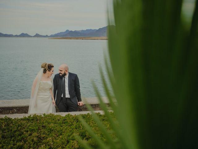 La boda de Aaron y Alicia en Guaymas-San Carlos, Sonora 36