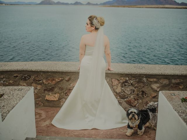 La boda de Aaron y Alicia en Guaymas-San Carlos, Sonora 37