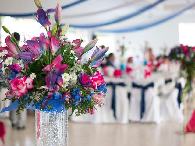 La boda de Alejandro y Keren en Tuxtla Gutiérrez, Chiapas 2