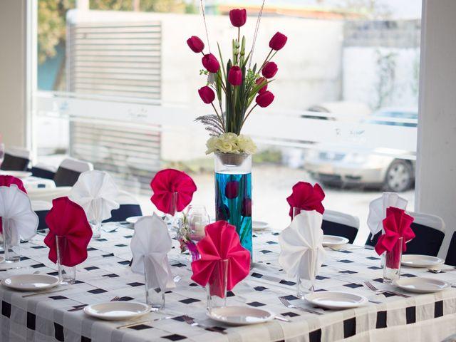 La boda de Alejandro y Keren en Tuxtla Gutiérrez, Chiapas 4