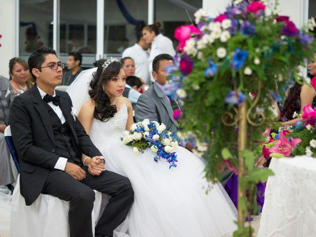 La boda de Alejandro y Keren en Tuxtla Gutiérrez, Chiapas 8