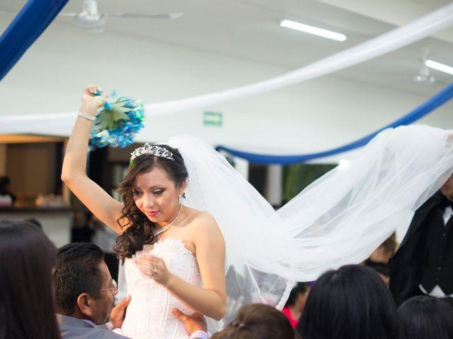 La boda de Alejandro y Keren en Tuxtla Gutiérrez, Chiapas 13