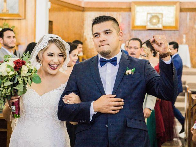 La boda de Cris y Isra