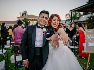 La boda de Brenda y Arturo
