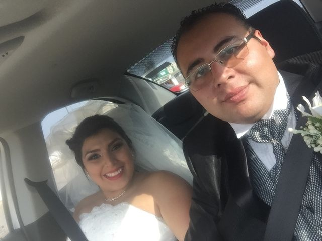 La boda de Monse y David