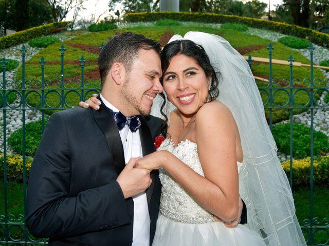 La boda de Karina y Iván
