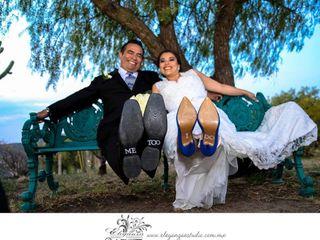 La boda de Cynthia y Abraham