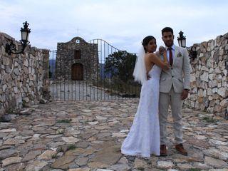 La boda de Sandra y Flavio