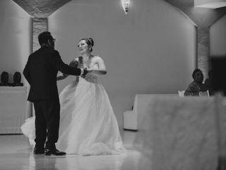 La boda de Lucero y David