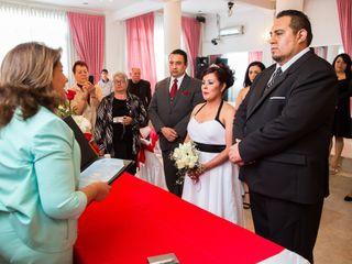 La boda de Addiz y Josué 2