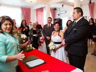 La boda de Addiz y Josué 3
