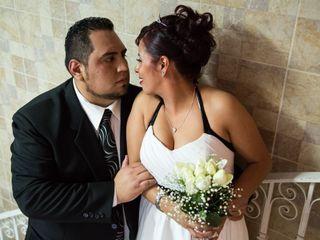La boda de Addiz y Josué