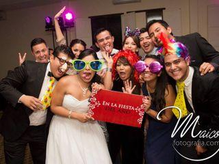 La boda de Noemi y Ariel Jerónimo  2