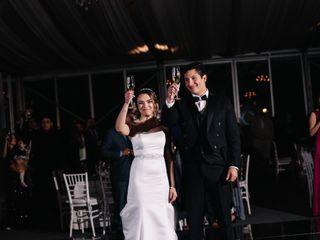 La boda de Karla y Julio