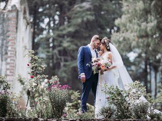 La boda de Desiree y Dan