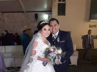 La boda de Krmen y Fernando