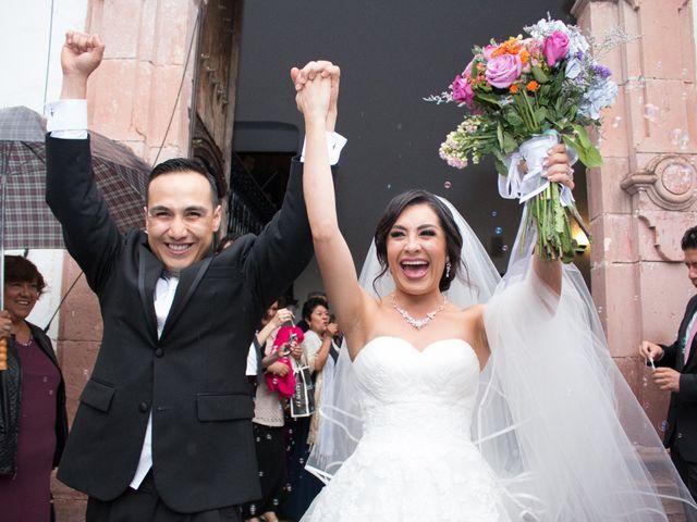 La boda de Fátima y Oscar