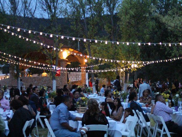 La boda de Flavio y Sandra en Arteaga, Coahuila 2
