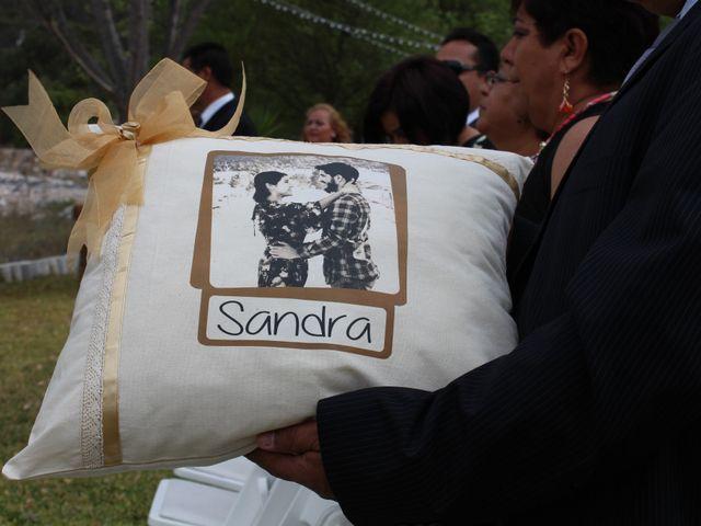 La boda de Flavio y Sandra en Arteaga, Coahuila 4
