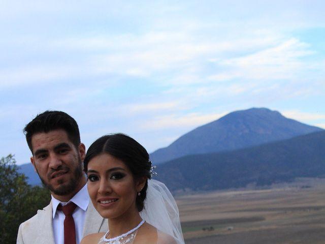 La boda de Flavio y Sandra en Arteaga, Coahuila 8