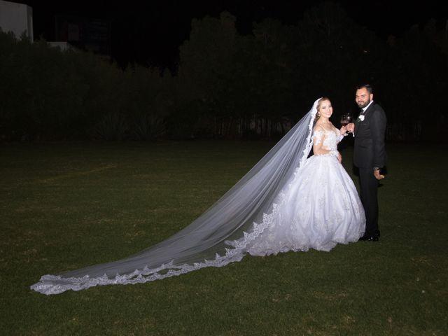 La boda de Deyanira y Gustavo