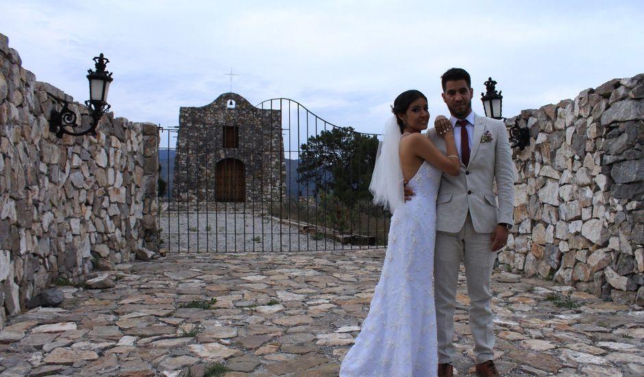 La boda de Flavio y Sandra en Arteaga, Coahuila