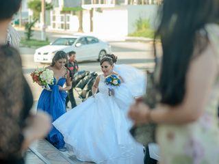 La boda de Estela y Ernesto  1