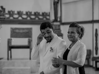 La boda de Estela y Ernesto  2