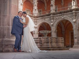 La boda de Cecilia y José Antonio