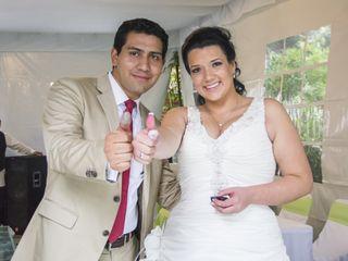 La boda de Frida y Carlos