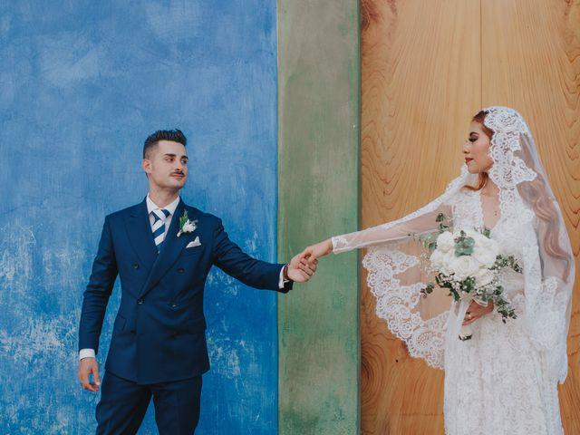 La boda de Jonathan y Leslie