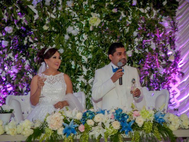 La boda de Estela y Ernesto