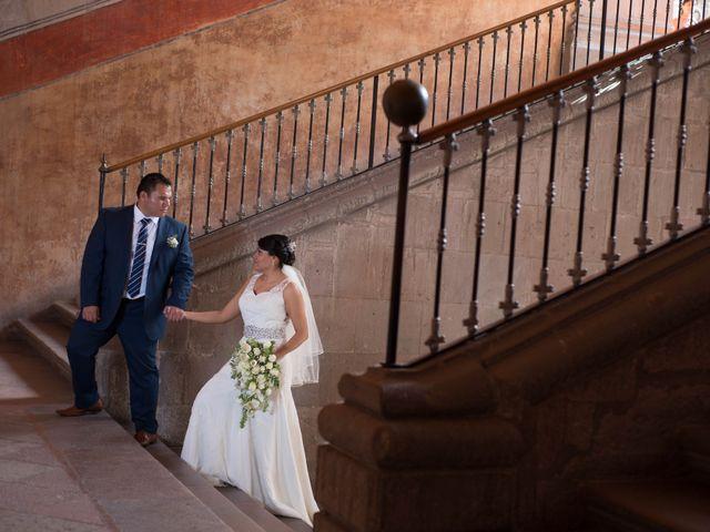 La boda de José Antonio y Cecilia en Querétaro, Querétaro 1