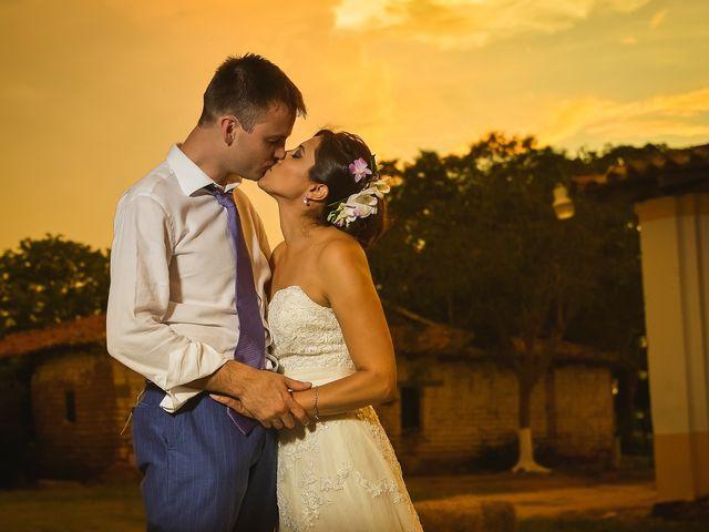 La boda de Olivia y Senne