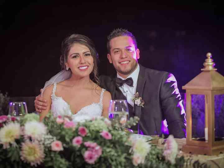 La boda de Alejandra y Javier