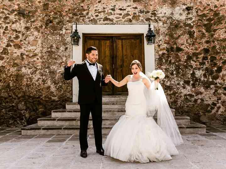 La boda de Analí y Rodrigo