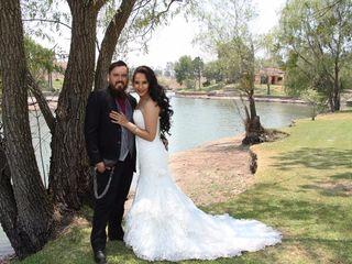 La boda de Gloria Soraya y Arturo Eduardo